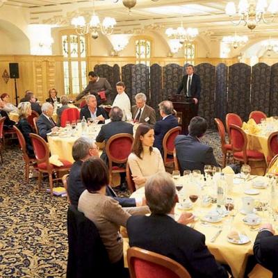 Activit s 2014 chambre de commerce suisse pour la for Chambre commerce suisse